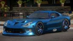 Dodge Viper SRT L-Tuning para GTA 4