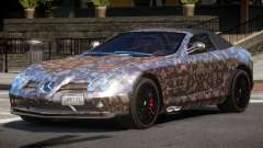 Mercedes-Benz SLR RTF PJ3 para GTA 4