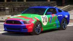 Ford Mustang B-Style PJ1 para GTA 4