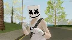 Marshmello V5 (GTA Online) para GTA San Andreas