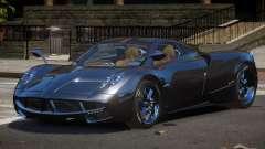 Pagani Huayra R-Tuned para GTA 4