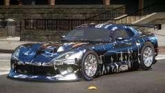 Dodge Viper SRT L-Tuning PJ4 para GTA 4