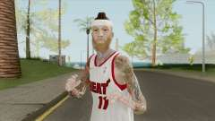 Chris Andersen (Miami Heat) para GTA San Andreas