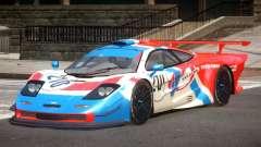 McLaren F1 G-Style PJ4 para GTA 4