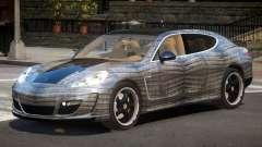 Porsche Panamera ML PJ2 para GTA 4