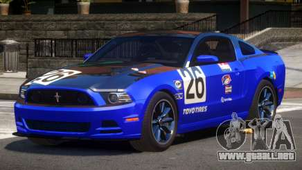 Ford Mustang B-Style PJ3 para GTA 4