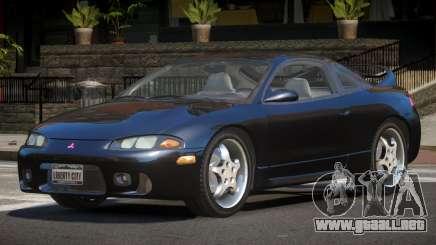 Mitsubishi Eclipse LR para GTA 4