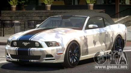 Ford Mustang GT CDI PJ2 para GTA 4