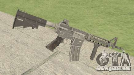 Assault Rifle (RE3 Remake) para GTA San Andreas