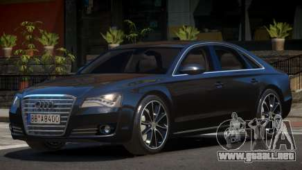 Audi A8 SE para GTA 4