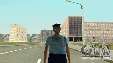 Nikolai Dobrynin (en el papel de Mitya Buhangin) v4 para GTA San Andreas