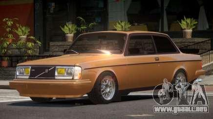 1982 Volvo 242 Turbo para GTA 4