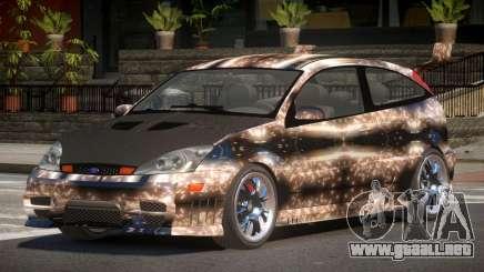 Ford Focus SVT R-Tuning PJ2 para GTA 4