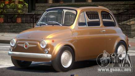 1973 Fiat Abarth para GTA 4
