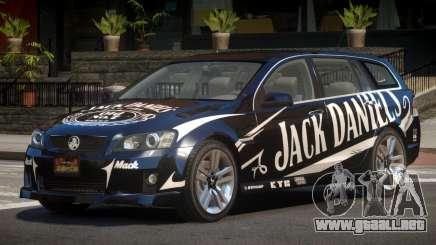 Holden VE Commodore RT PJ6 para GTA 4