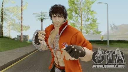 Miguel (Tekken TT 2) para GTA San Andreas