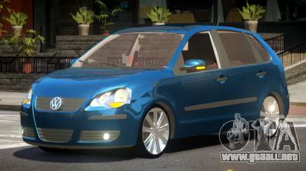 Volkswagen Polo LS V1.0 para GTA 4