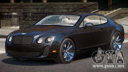 Bentley Continental S-Tuned para GTA 4