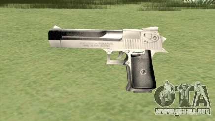 Desert Eagle LQ (Manhunt) para GTA San Andreas