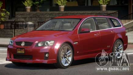 Holden VE Commodore RT para GTA 4