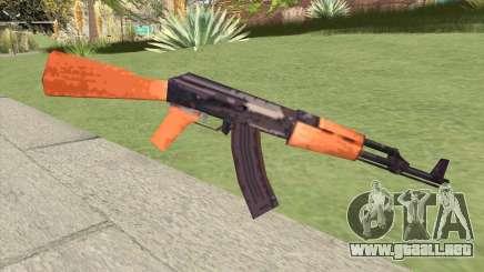 AK-47 (GTA LCS) para GTA San Andreas