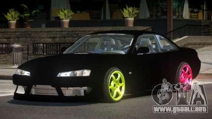 Nissan Silvia S14 D-Style para GTA 4