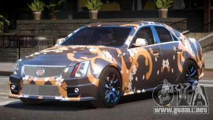 Cadillac CTS-V LR PJ2 para GTA 4