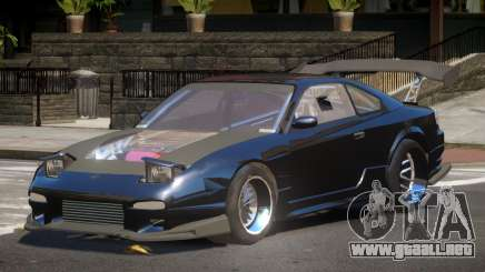 Nissan S330SX D-Style para GTA 4