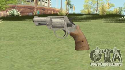 .38 Revolver (Mafia 2) para GTA San Andreas