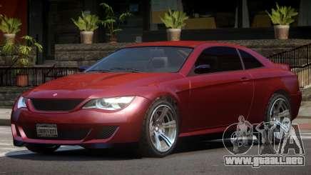 Ubermacht Zion XS para GTA 4