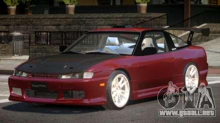 Nissan Silvia S14 D-Tuned para GTA 4