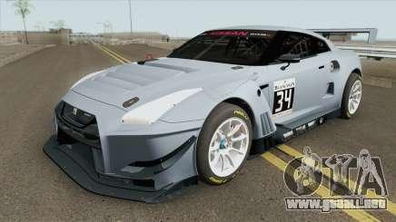 Nissan GTR Nismo GT3 para GTA San Andreas