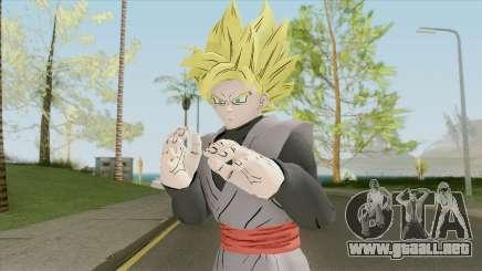 Goku Black V2 (Dragon Ball Super) para GTA San Andreas