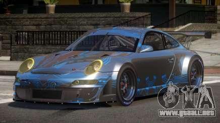 Porsche GT3 R-Style PJ1 para GTA 4