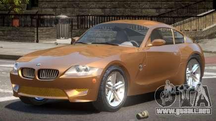 BMW Z4 L-Tuned para GTA 4