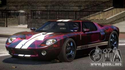 Ford GT S-Tuned PJ3 para GTA 4