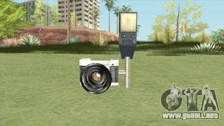Camera (GTA SA Cutscene) para GTA San Andreas