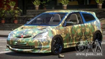 Honda Civic Type R-Tuned PJ6 para GTA 4