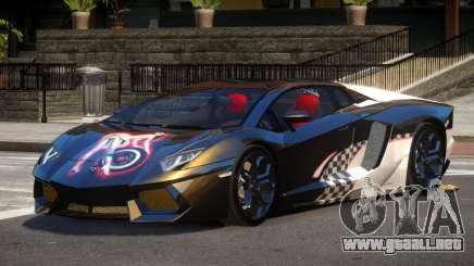 Lamborghini Aventador LP700 RP PJ5 para GTA 4