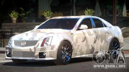 Cadillac CTS-V LR PJ6 para GTA 4