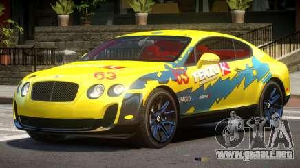 Bentley Continental RT PJ1 para GTA 4
