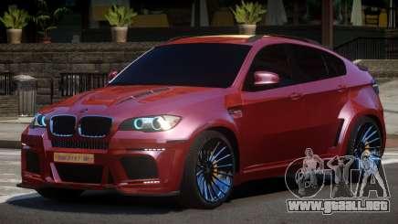 BMW X6 H-Style para GTA 4