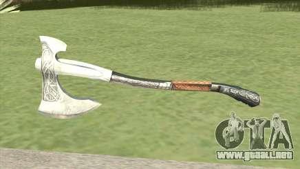 Eivor Axe (Assassins Creed Valhalla) para GTA San Andreas