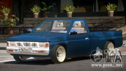 Nissan Datsun D21 para GTA 4