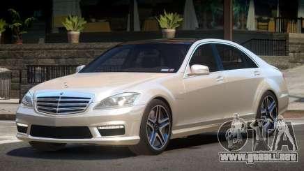 Mercedes-Benz S65 ES para GTA 4