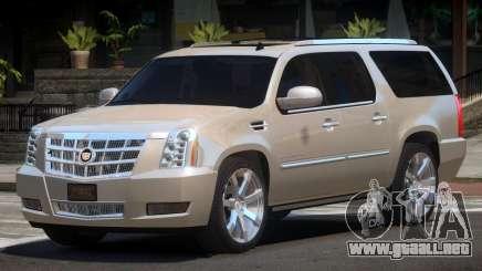 Cadillac Escalade E-Style para GTA 4