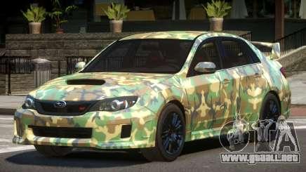 Subaru Impreza S-Tuned PJ1 para GTA 4