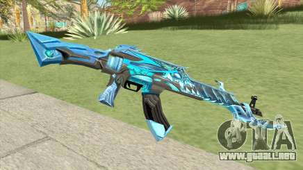 AK-47 (Unicorn Ice) para GTA San Andreas