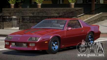 1989 Chevrolet Camaro LS para GTA 4