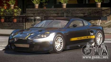 Aston Martin DBR9 G-Sport PJ4 para GTA 4